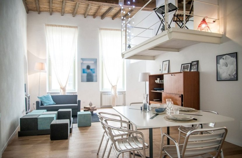Klein-appartement